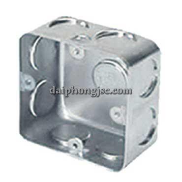 Hộp thép vuông âm tường HC757550 1