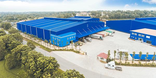 Nhà máy sản xuất Ống ruột gà Đại Phong