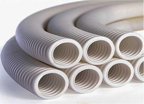 Ống ruột gà luồn dây điện - các loại ống cao cấp 2019 1