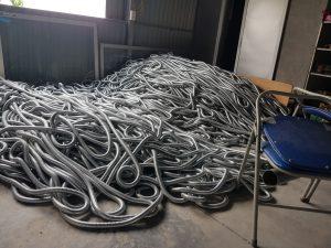 Xưởng sản xuất ống ruột gà lõi thép 3