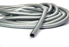 giá Ống ruột gà lõi thép phi 12, 16, 20, 25, 32, 38, 50 luồn dây điện Đại Phong