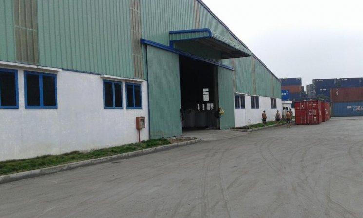 Xưởng sản xuất ống ruột gà lõi thép 1