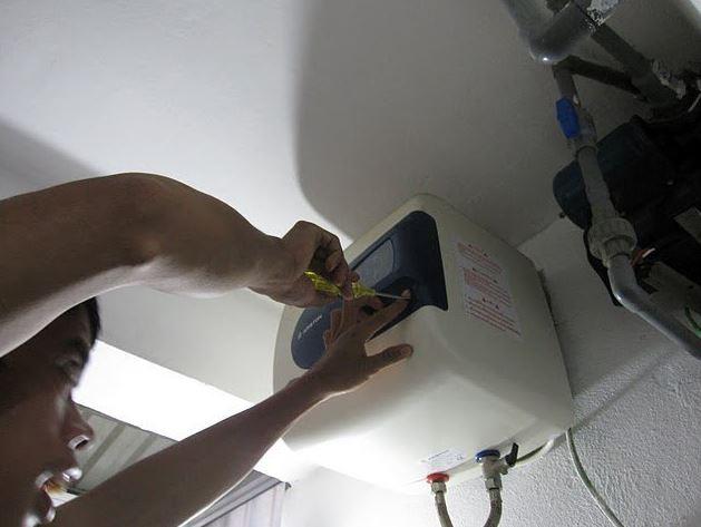 Nối dây tiếp đất cho các thiết bị điện trong nhà