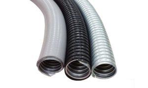 Ba loại ống ruột gà lõi thép bảo vệ dây dẫn