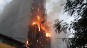 cháy nổ day dẫn điện