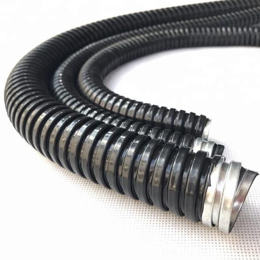 ống gen thép bọc nhựa PVC